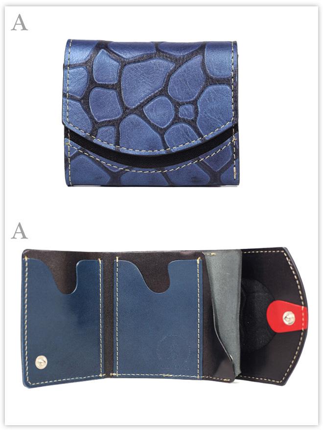 小さい財布 KUJIRAKYODAI:A