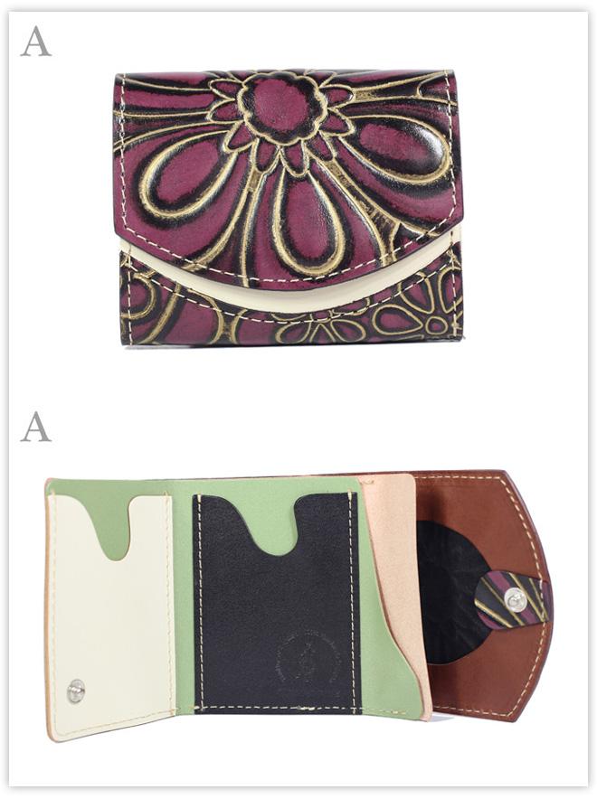 小さい財布 かがみのくにのありす:A