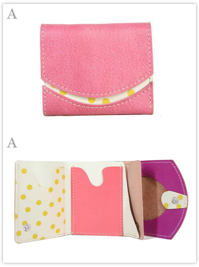 小さい財布 落春:A