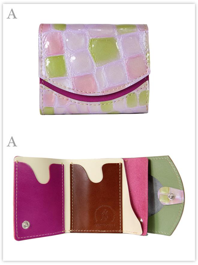 小さい財布 サカナノミルユメ:A