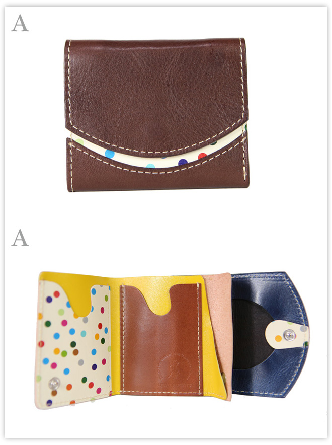 小さい財布 Candy store:A