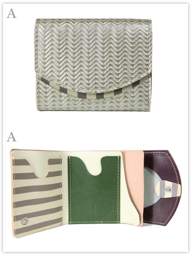 小さい財布 Denpa:A