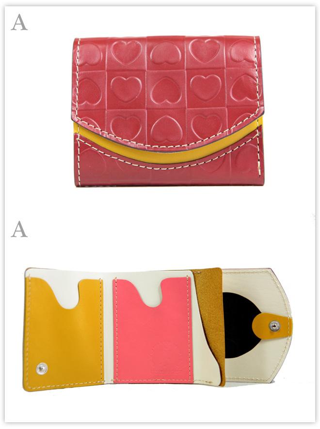 小さい財布 3ダースの愛:A