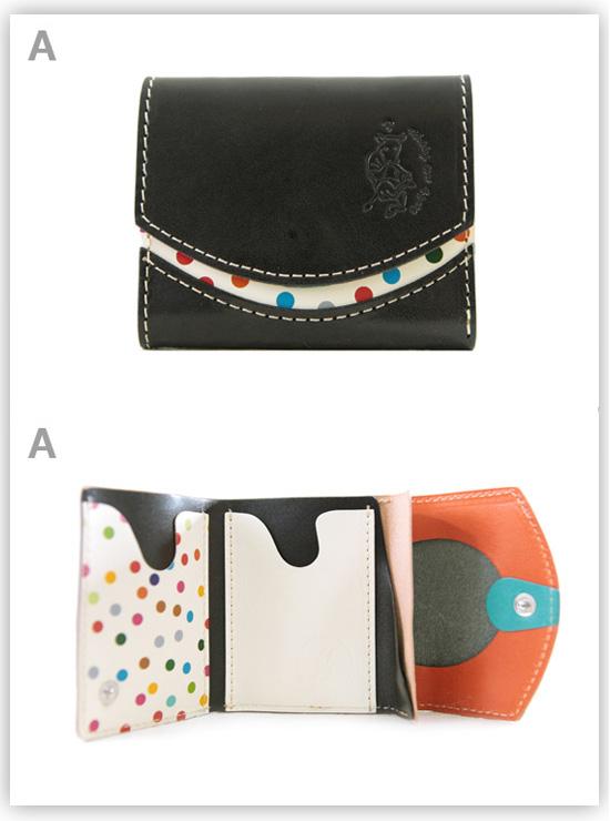 小さい財布 まる:A