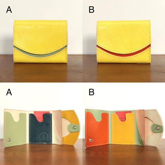ミニ財布 pompelmo(ポンペルモ)
