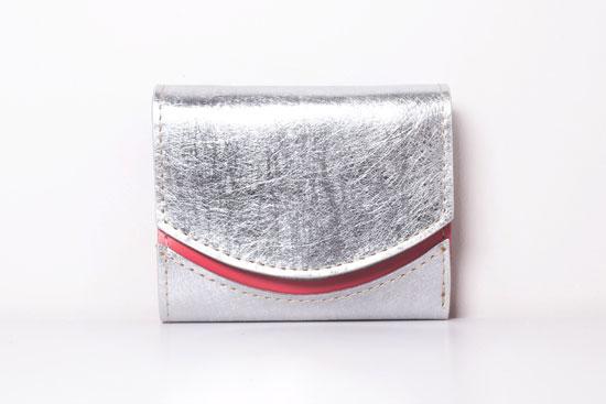 ミニ財布 鏡のアリス