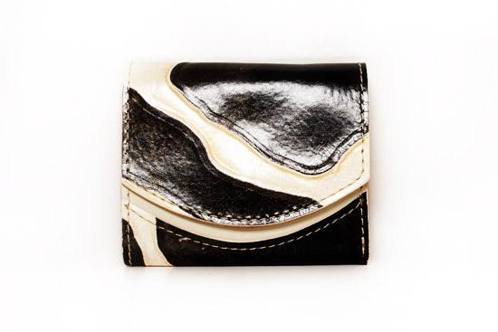 ミニ財布 おにぎりフェイス