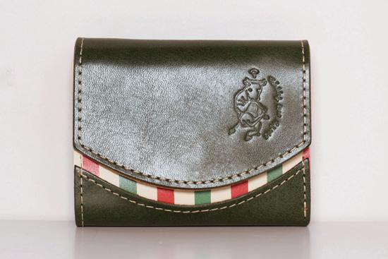 ミニ財布 遊び心
